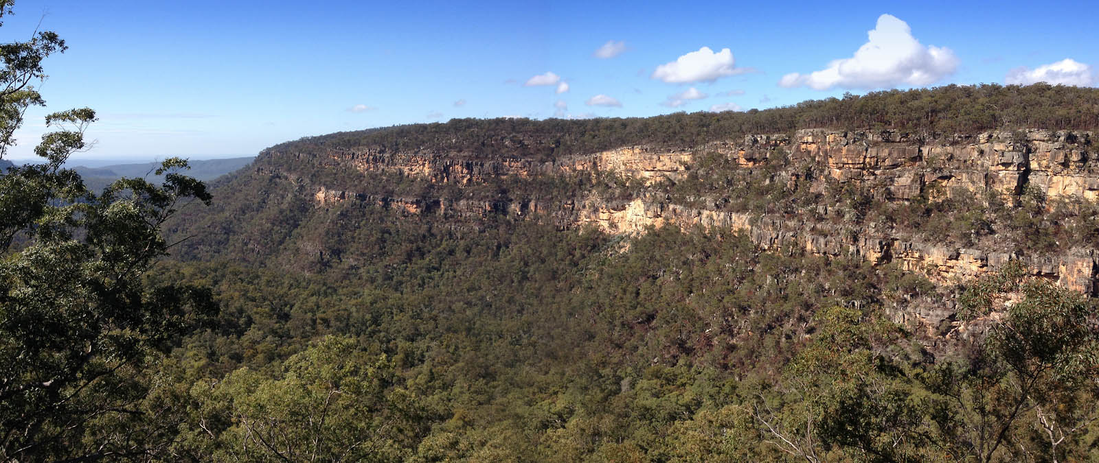 Mock Mock lookout - Blackdown Tableland-NP