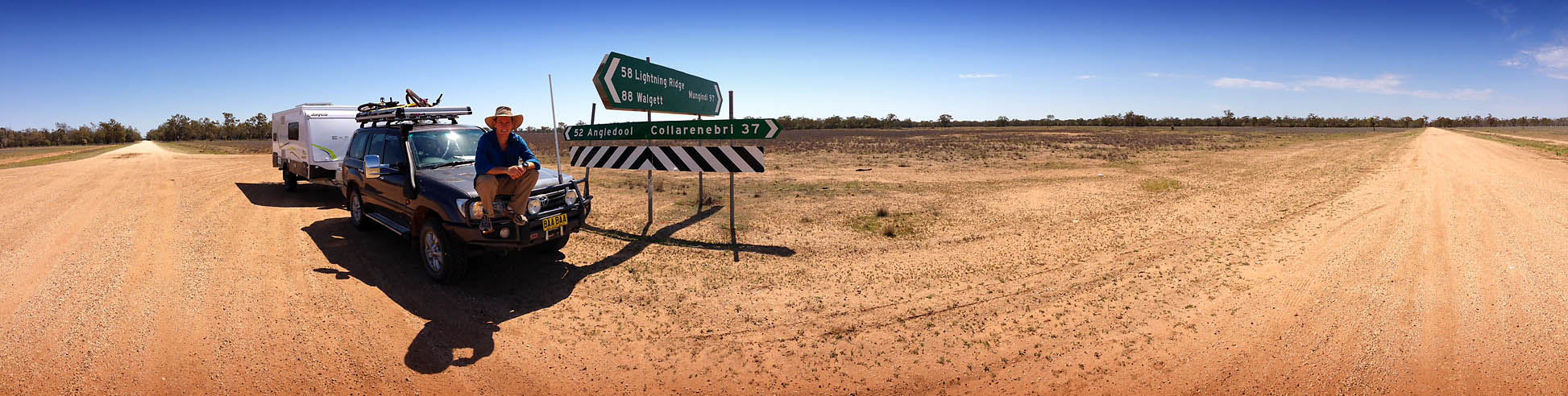 Lightning Ridge to Collarenebri