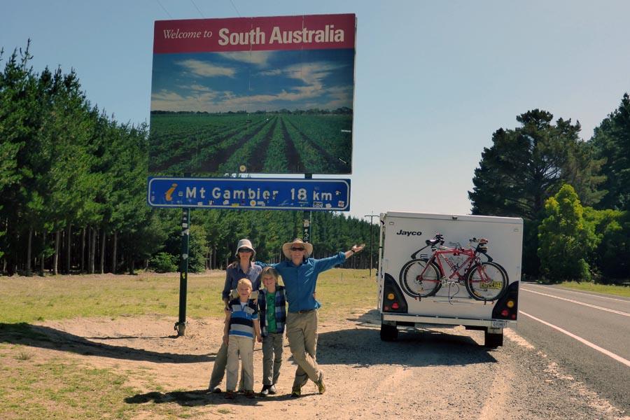 SA Crossing