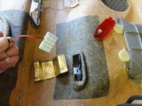 Using the Sahara wiring harness for door courtesy lights