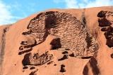 The Brain, Uluru
