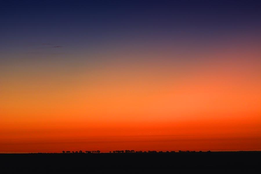 Pildappa sunset